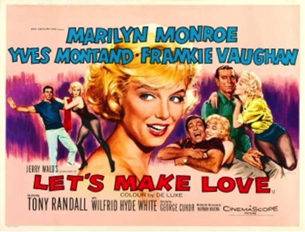 lets make love poster