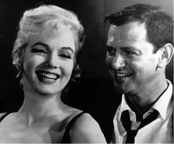 tony randall marilyn monroe lets make love 1
