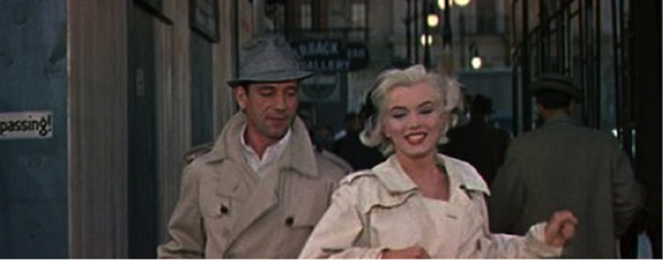 yves montand marilyn monroe let's make love 6