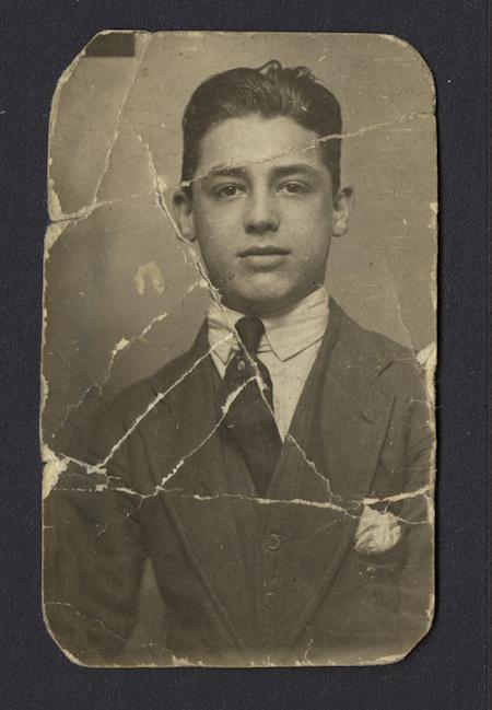 Archie Leach, 1922