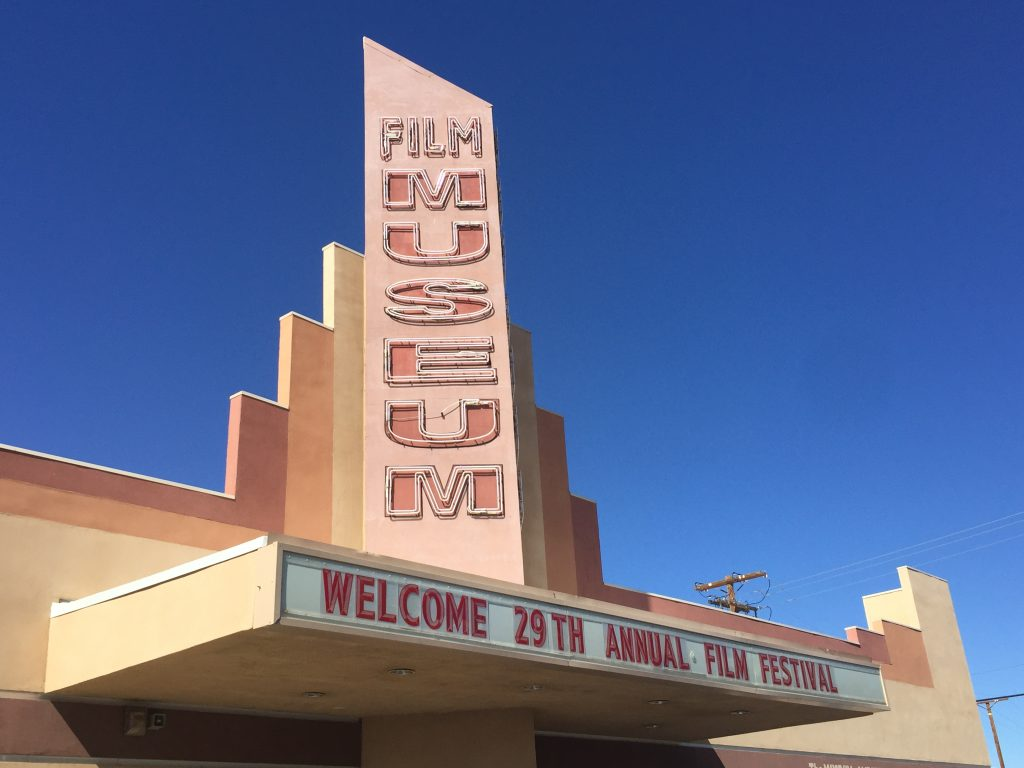 The Museum of Western Film History in Lone Pine, California
