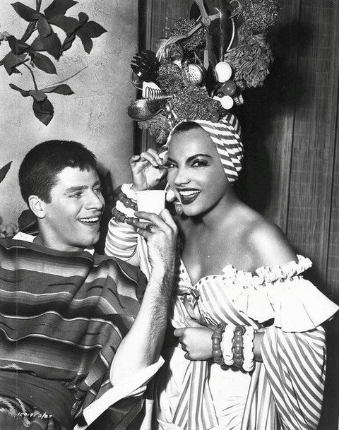Scared Stiff Jeffy Lewis Carmen Miranda