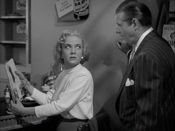 Tension (1949) Audrey Totter and Lloyd Gough