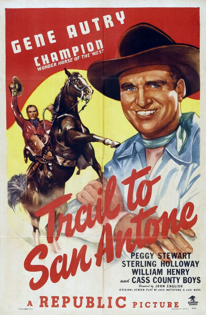 Trail to San Antone (1947) Move Poster