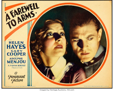a farewell to arms helen hayes gary cooper