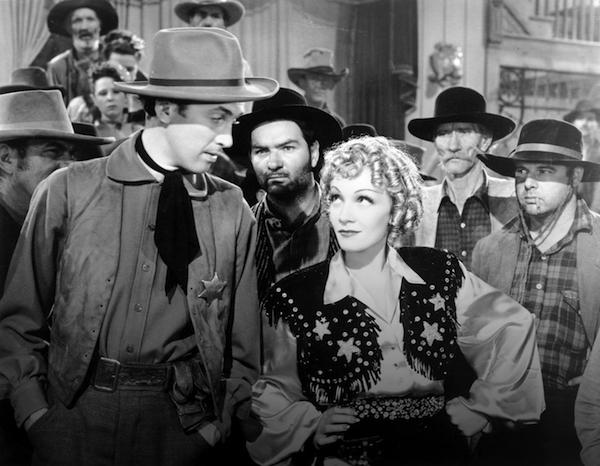 Destry Rides Again James Stewart Marlene Dietrich
