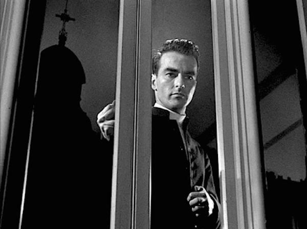 I CONFESS Montgomery Clift 2