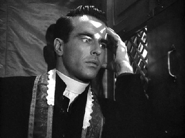 I CONFESS Montgomery Clift