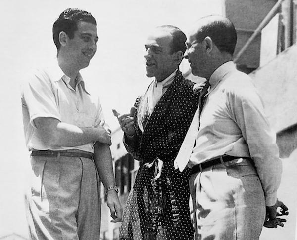 Mark Sandrich, Fred Astaire, Max Steiner