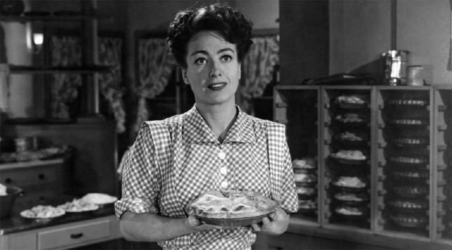 Joan Crawford in Mildred Pierce (1945)