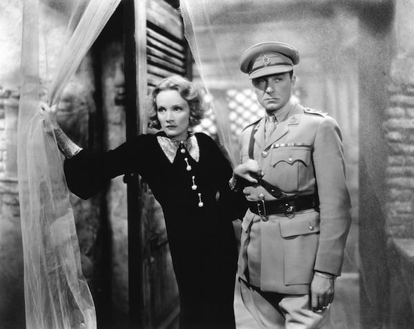 Shanghai Express Marlene Dietrich Clive Brook