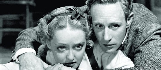 The Petrified Forest (1936) Bette Davis Leslie Howard