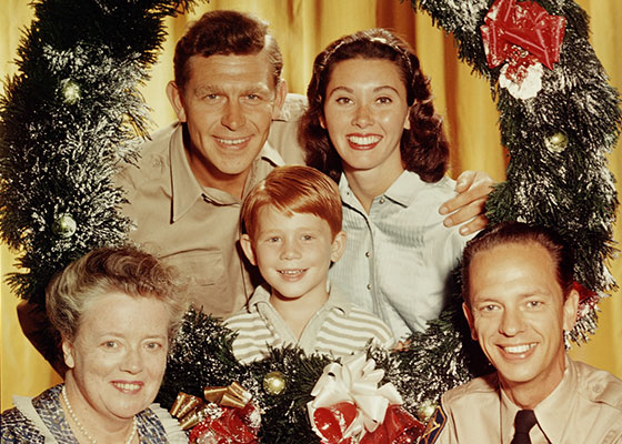 the andy griffith show Christmas