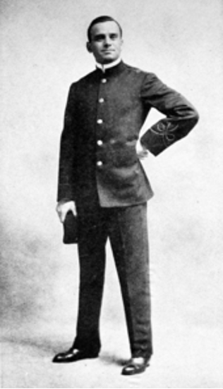 Douglas Fairbanks around 1905