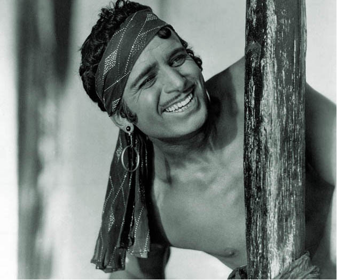 Douglas Fairbanks The Thief of Bagdad (1924)