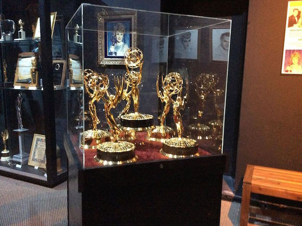 I Love Lucy Emmy Awards at Lucy-Desi Museum