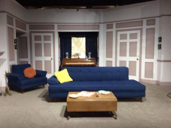 The Ricardo's New York apartment - living room 1