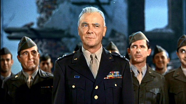 White Christmas (1954) Dean Jagger as General Waverly