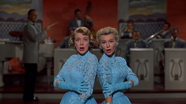 White Christmas (1954) Rosemary Clooney and Vera-Ellen