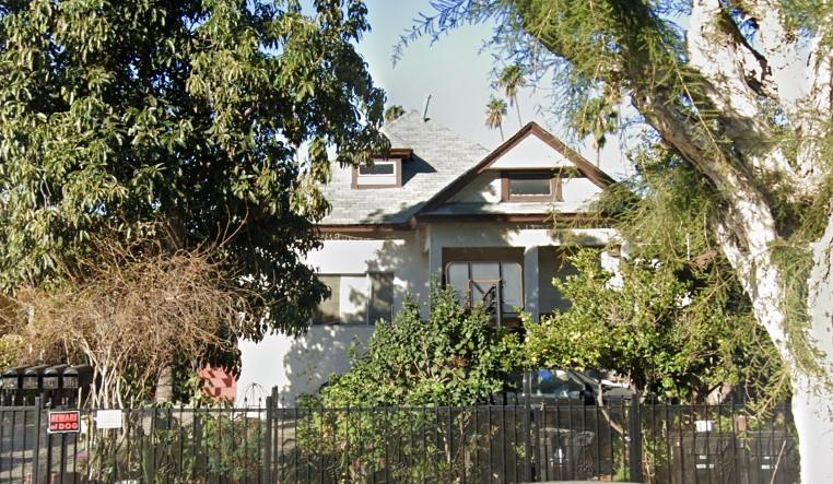 3909 Halldale Avenue, Los Angeles, CA