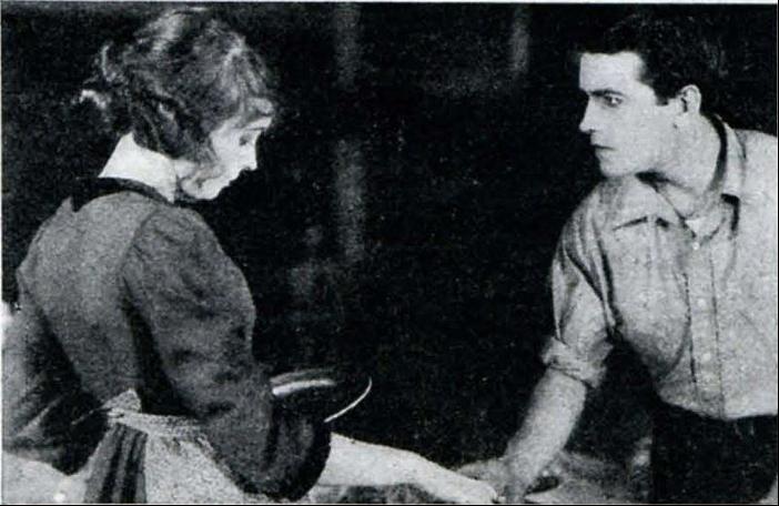 Richard Barthelmess and Lillian Gish Way Down East (1920)
