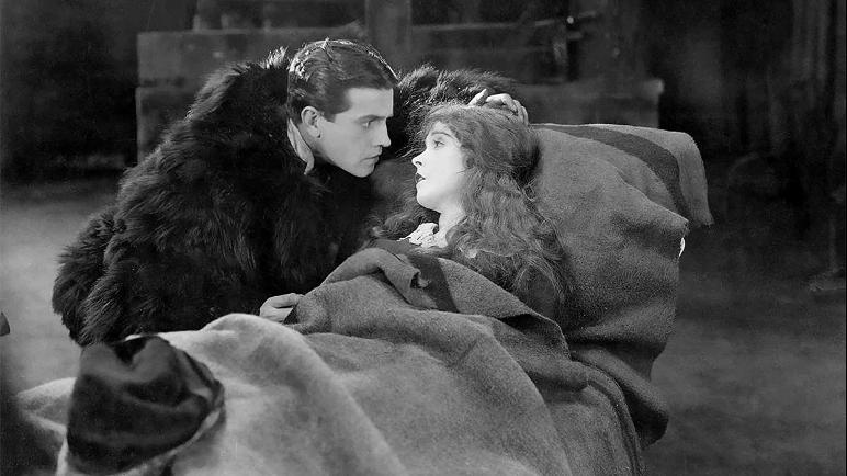 Way Down East (1920) Richard Barthelmess and Lillian Gish