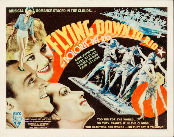 flying down to rio lobby card