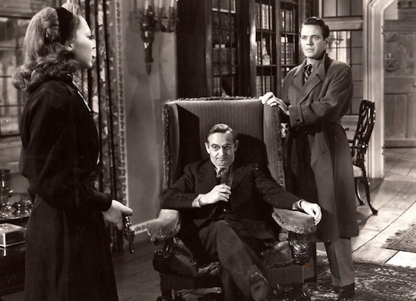 June Duprez, Barry Fitzgerald, and Louis Hayward in And Then There Were None (1945)