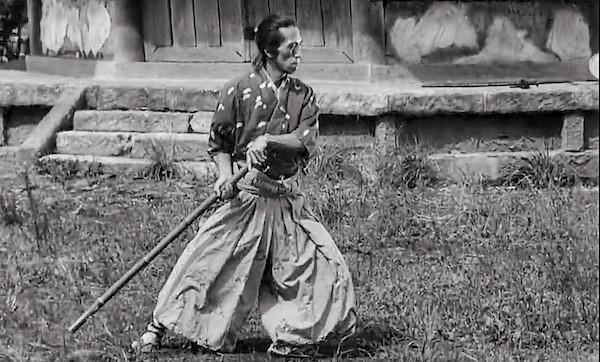 Seiji Miyaguchi as Kyuzo, Seven Samurai