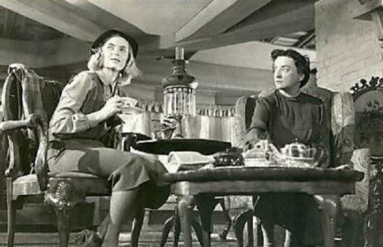 The Enchanted Cottage (1945) Dorothy McGuire and Mildred Natwick