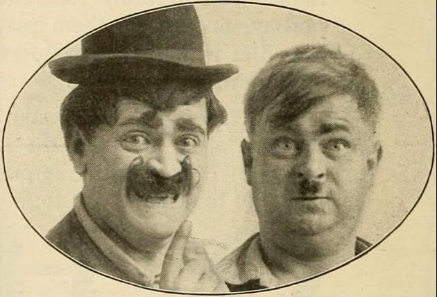 Lloyd Hamilton and Bud Duncan Ham & Bud