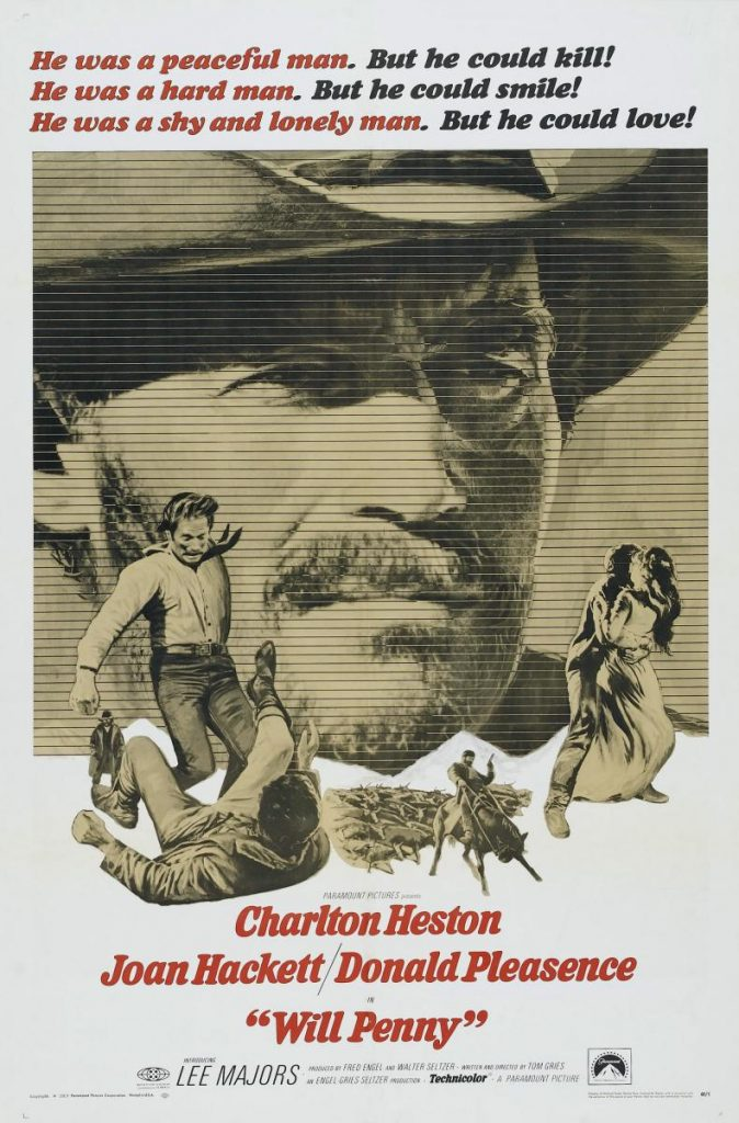 Will Penny (1967) movie poster
