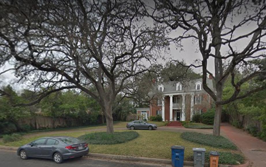 Jean Porter 1400 Lorrain St., Austin, Texas