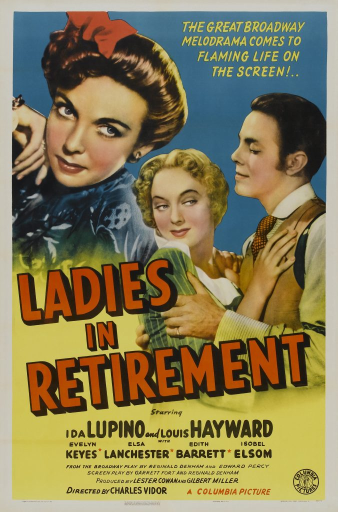 Ladies in Retirement (1941) Movie Poster