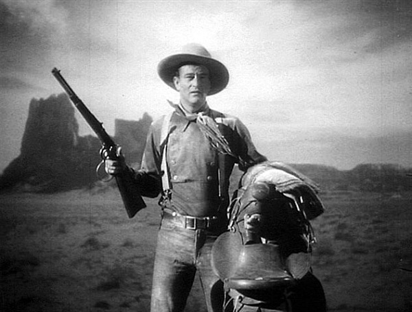 Stagecoach (1939) John Wayne