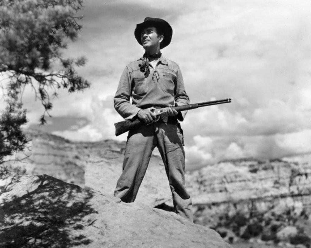 Robert Taylor in Ambush (1949)
