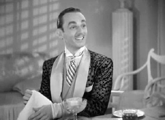 The gay divorcee (1934) Erik Rhodes