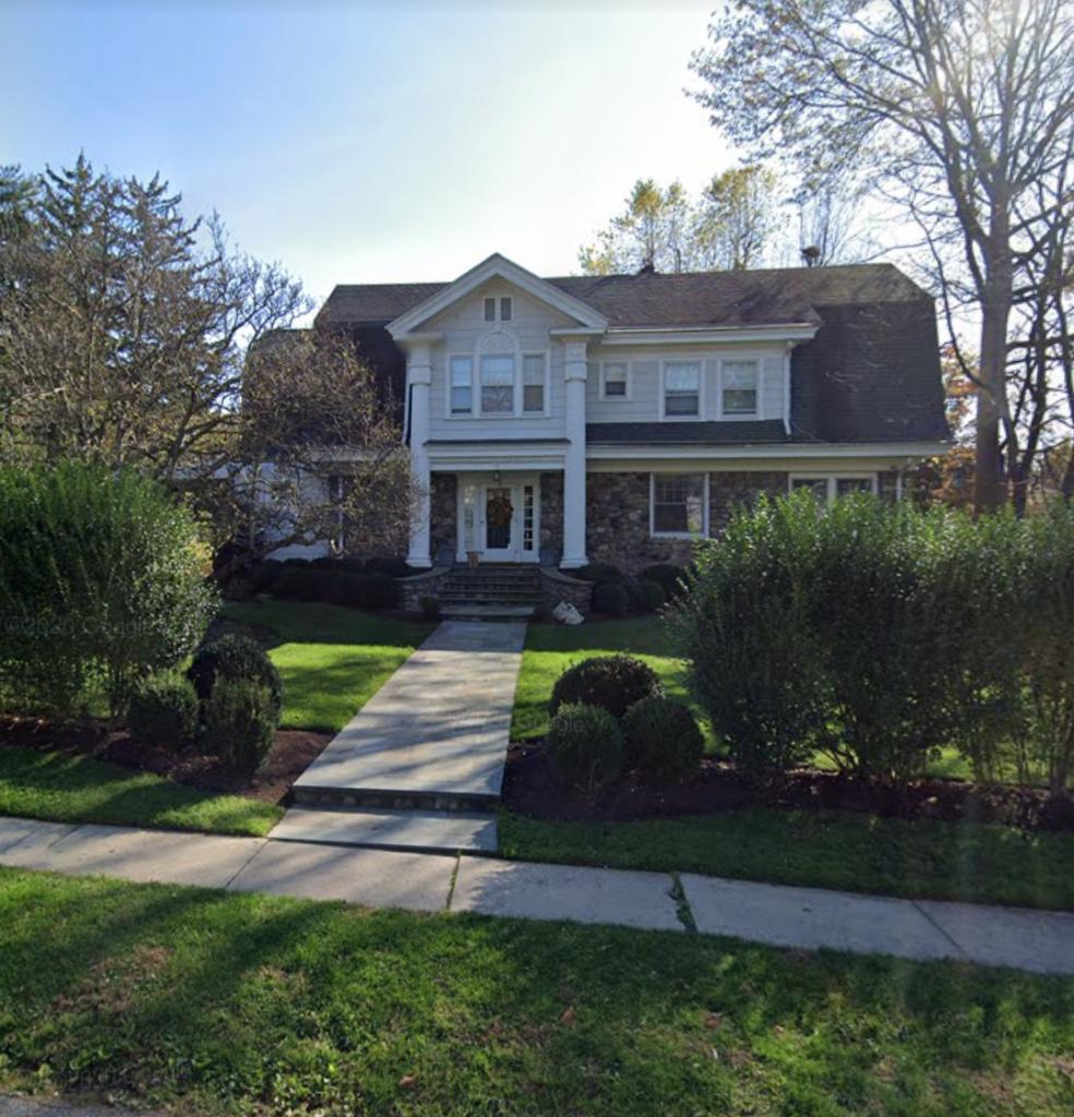 Tom Drake's home on 133 Elk Ave in New Rochelle, New York