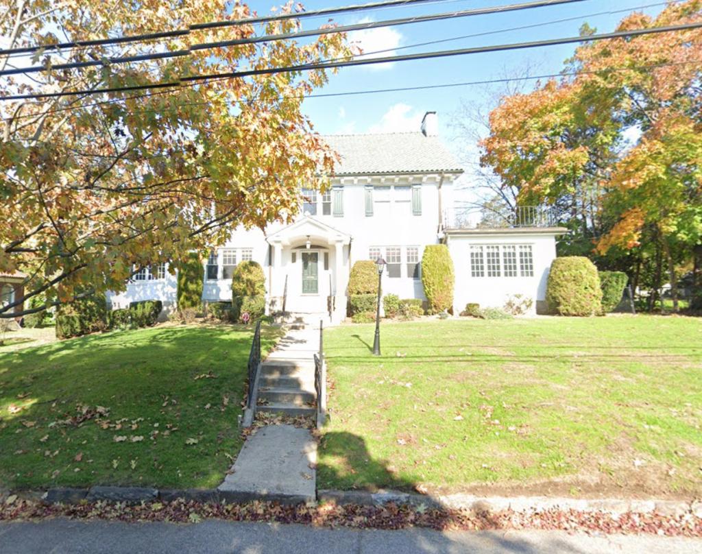 Tom Drake home 18 Rosehill Ave, New Rochelle, NY