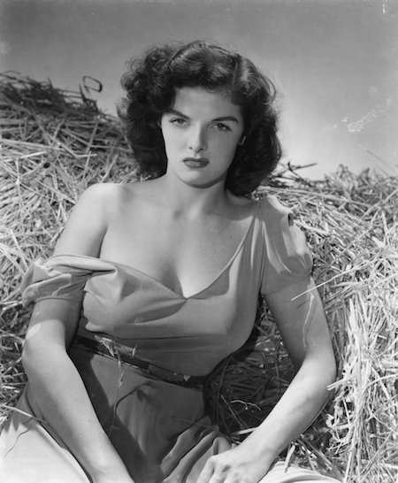 Jane Russell the Outlaw the