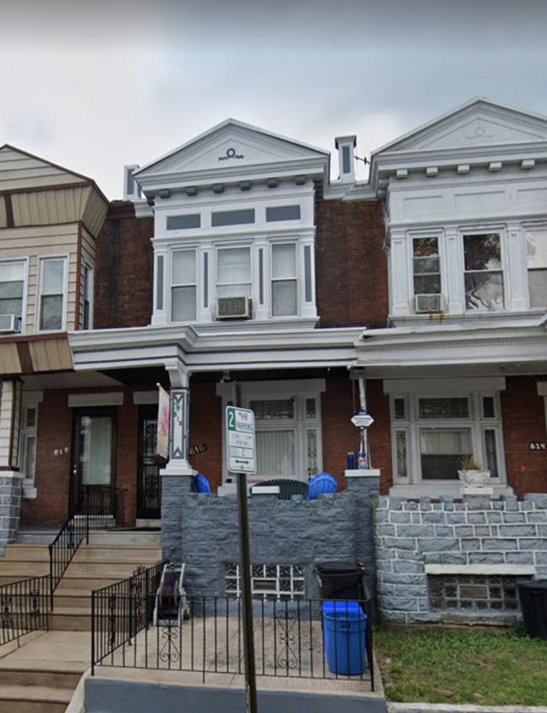 Joan McCracken 616 S. 54th St., Philadelphia, PA