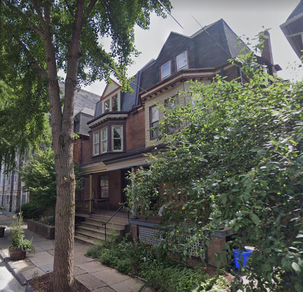 Joan McCracken 920 Farragut Terrace, Philadelphia, PA