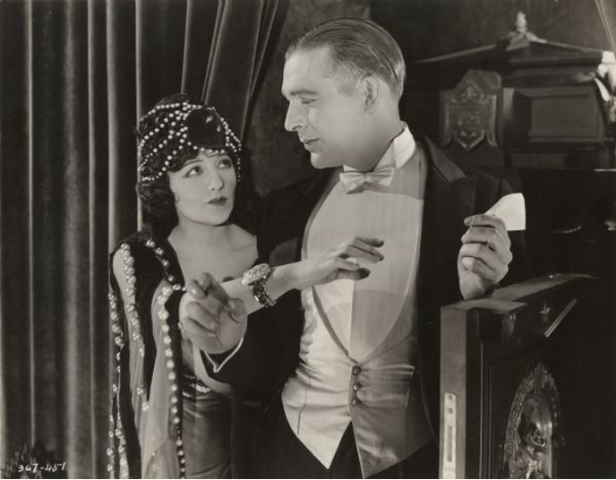 Gloria Swanson and Wallace Reid in The Affair of Anatol (1921)