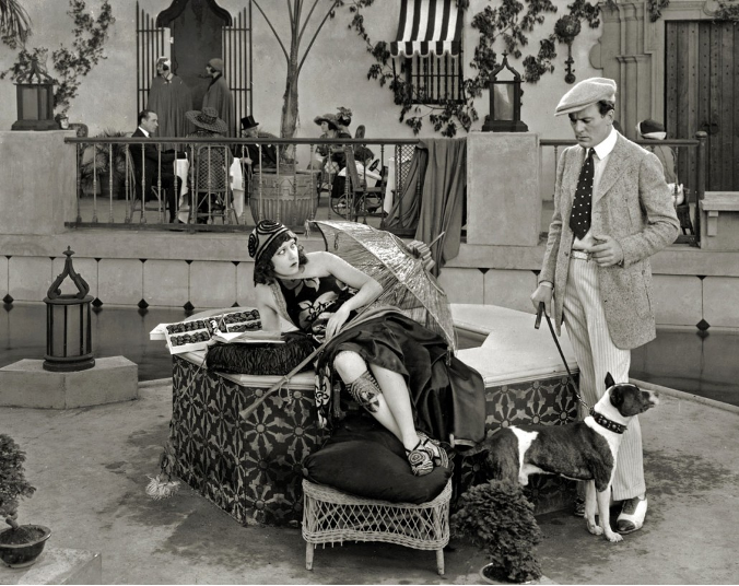 Gloria Swanson and Thomas Meighan in Why Change Your Wife? (1920)