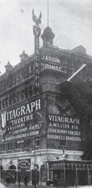 vitagraph theater 1914