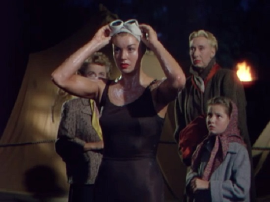 Dangerous When Wet (1953) Esther Williams Swimming Channel