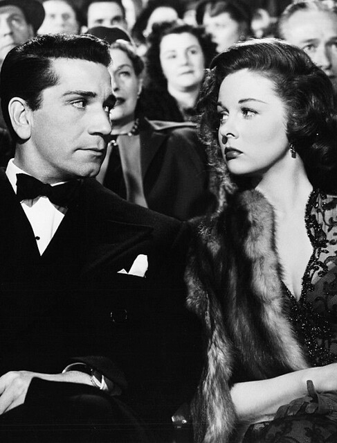Richard Conte and Susan Hayward in House of Strangers (1950)