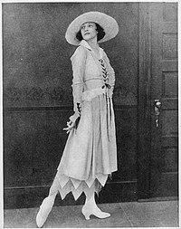 Fashion trendsetter Irene Castle