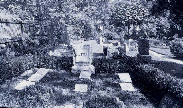 Irene Castle Pet Cemetery in Hartsdale, NY