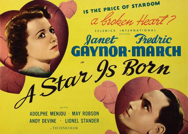 a star is born janet gaynor